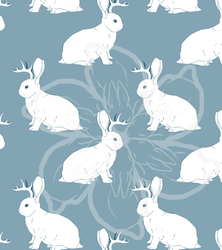 Jackalope Pattern