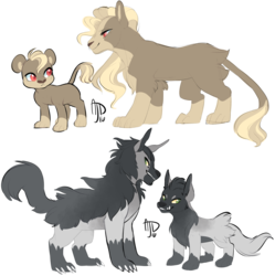 PKMN: Cats and Dogs