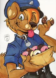 Donut Break!