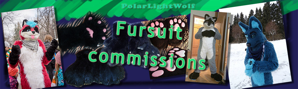 Most recent image: Fursuit Commissions