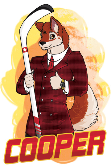 Don Cherry Themed Badge 1/2 Off Commission for Cooper