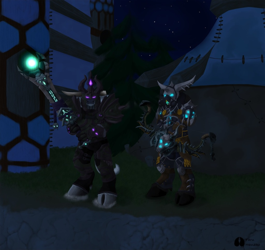 Guardians of Thunderbluff