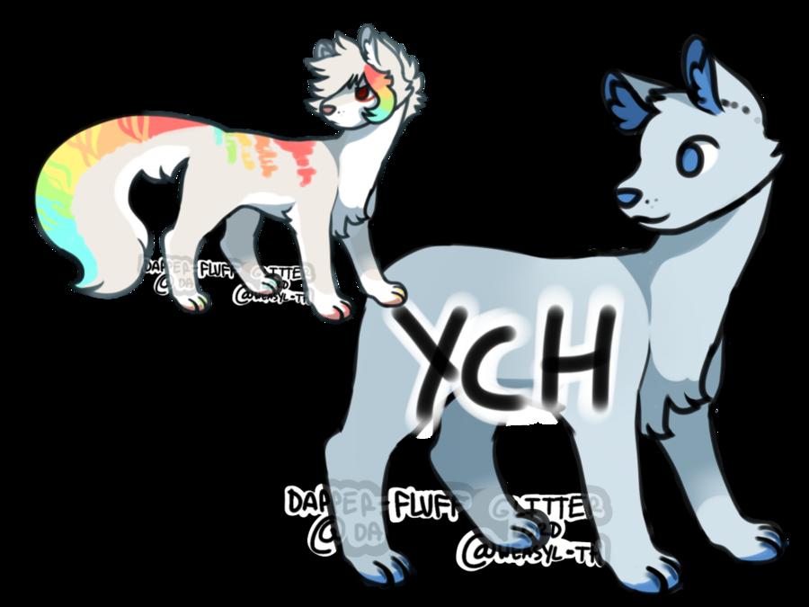dog YCH