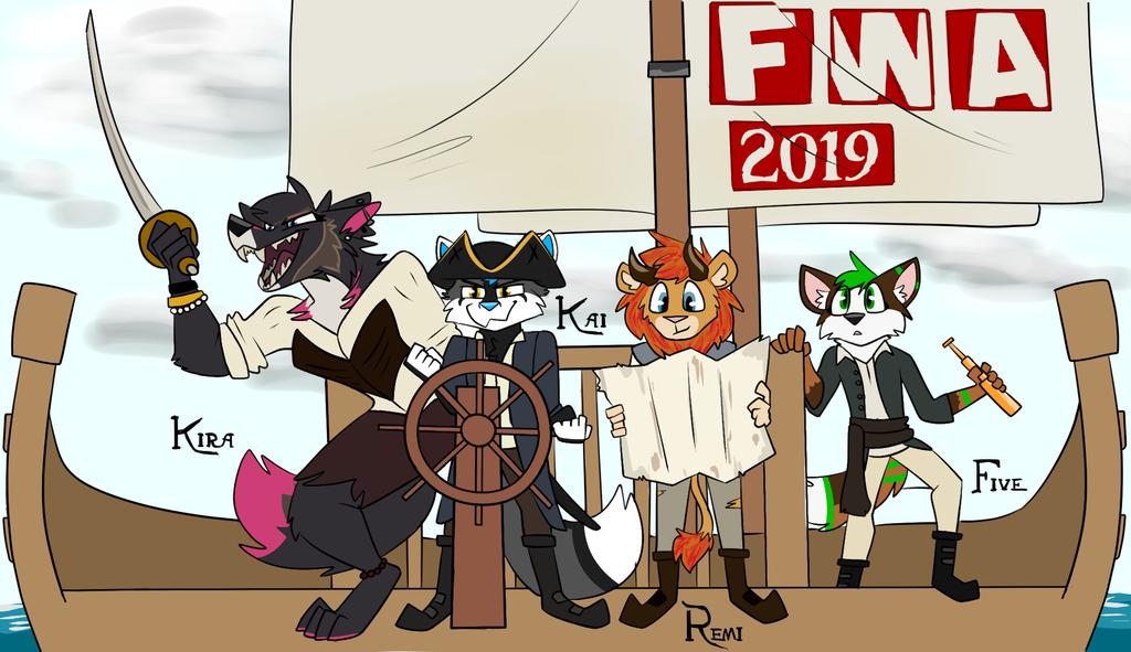 FWA 2019 Room Art