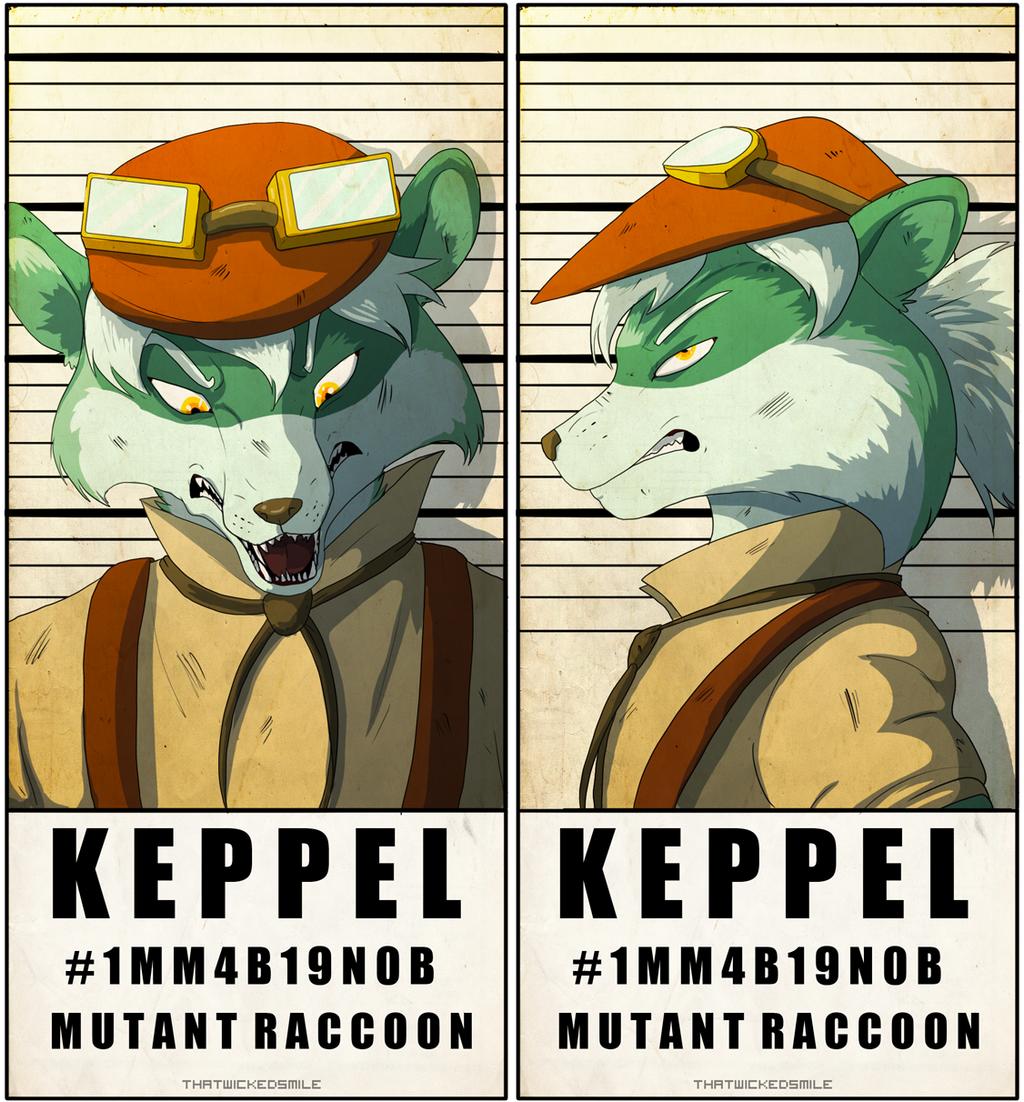 Police Line Up - Keppel