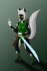 Shiku the ninja