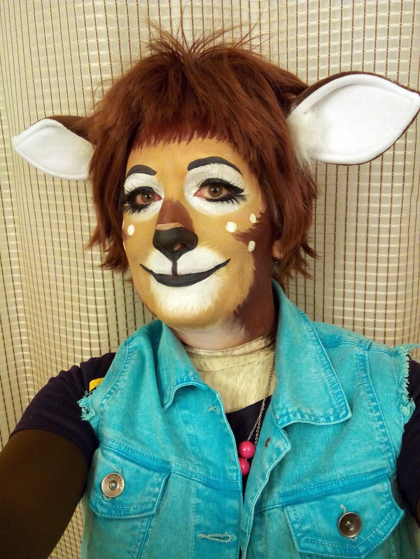 Charlotte cosplay at Anthro NE