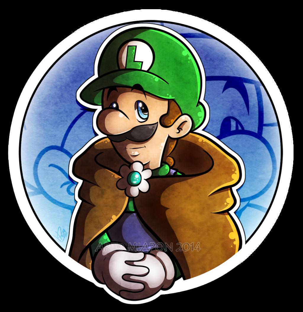 Most recent image: Again a Luigi.. -u-
