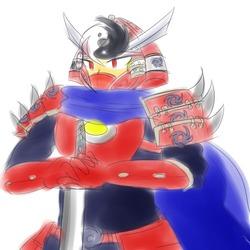 Samurai Metalman