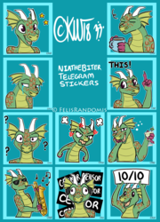 NiaTheBiter Telegram Stickers