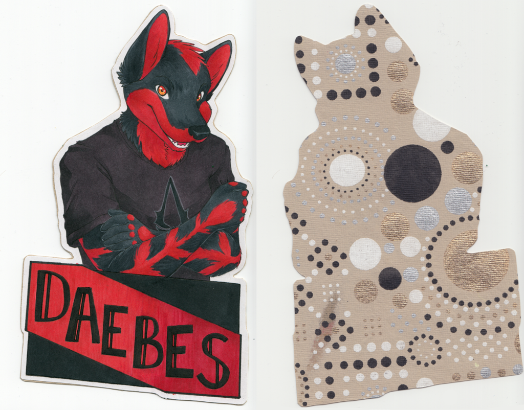 Badge Commission - Daebes
