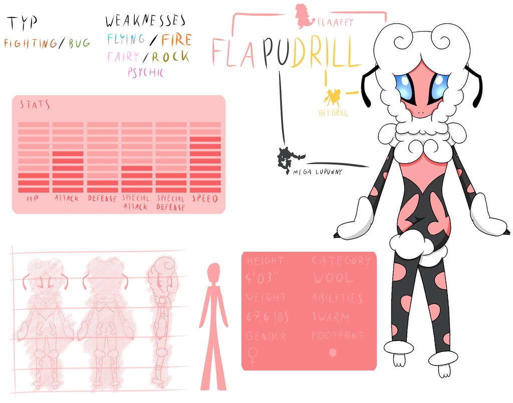 Flapudrill-Reference Sheet