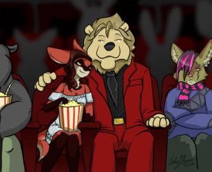 LBD: Movie Night Part 3