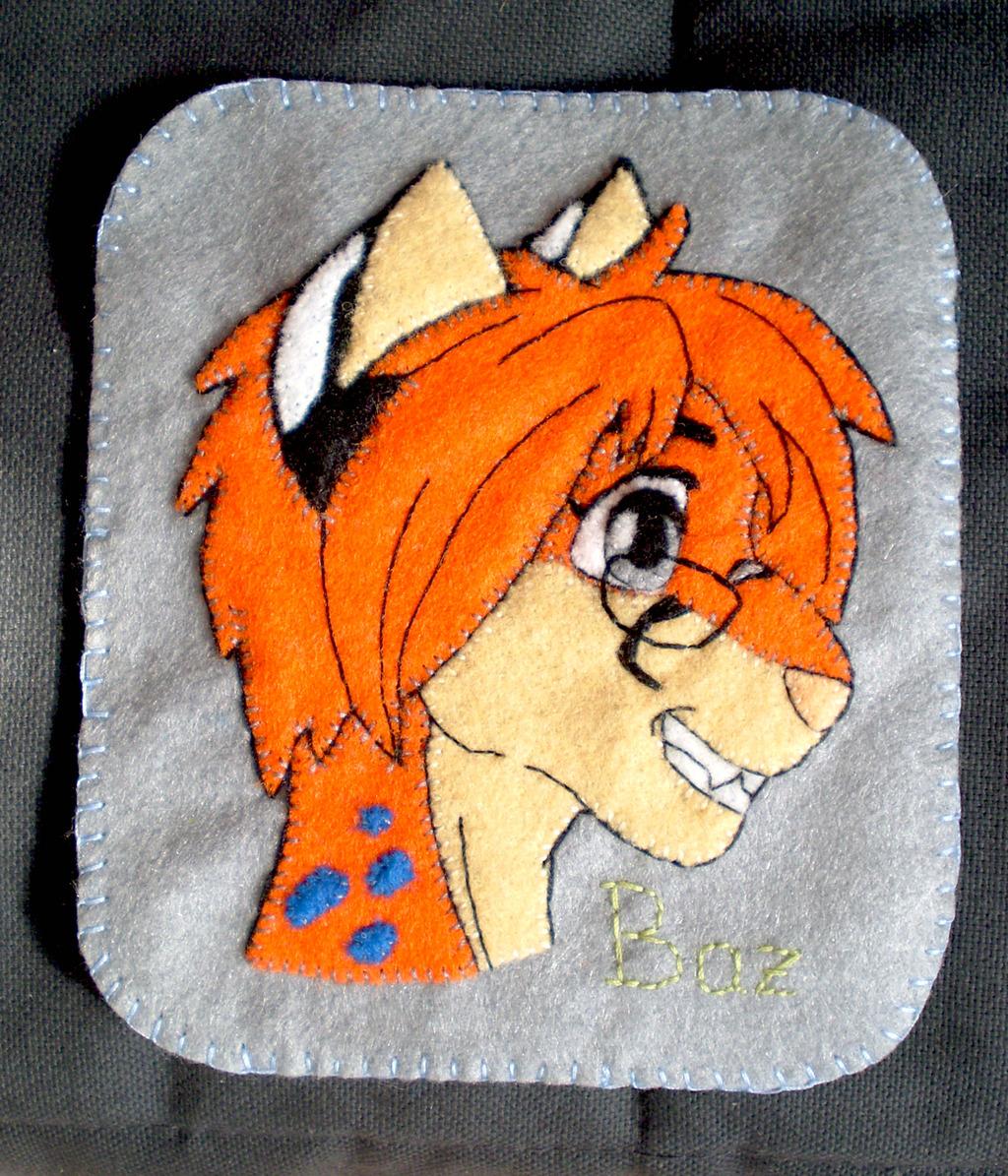 Baz craft badge