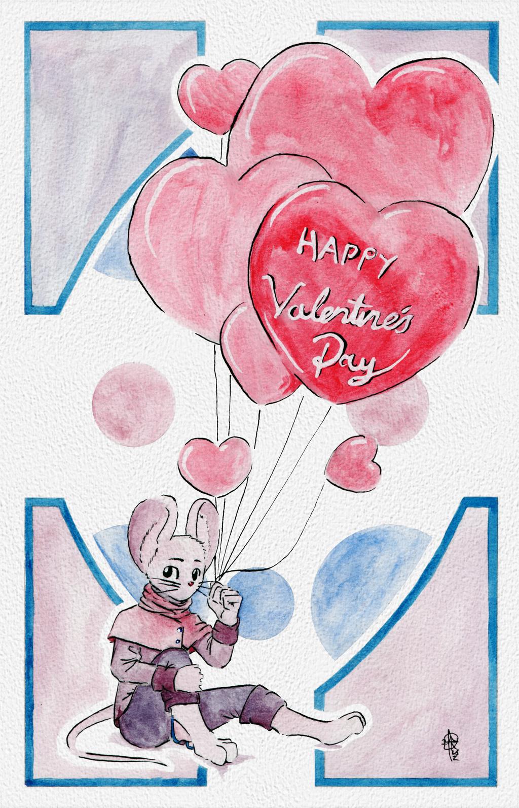 Lischeen's Valentine's Day 2018