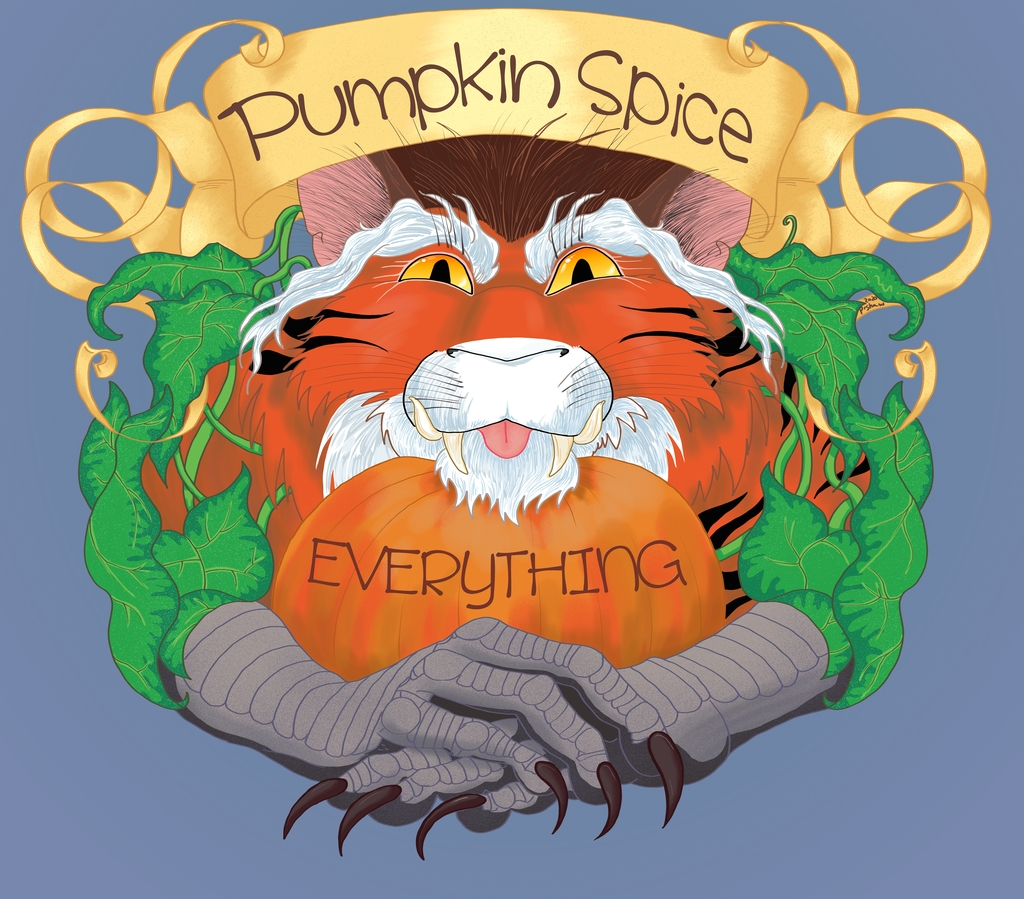 Most recent image: Keiko's Pumpkin Spice