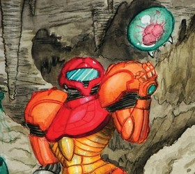 The Last Metroid - Metroid Moments