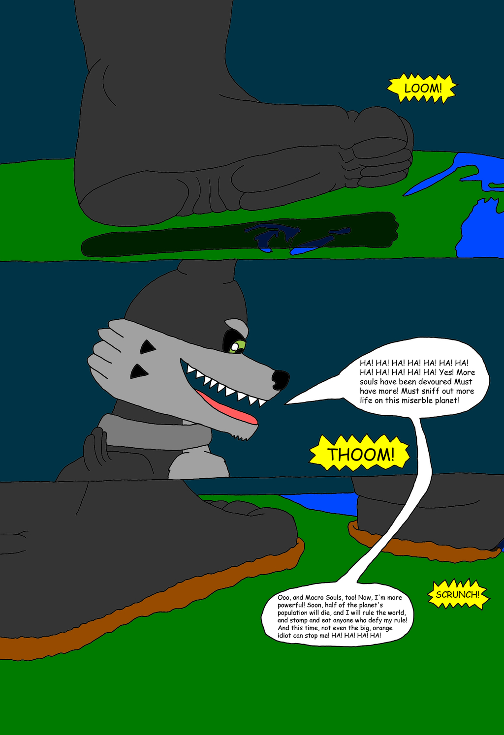 The Ginormous Misadventures (15/31)