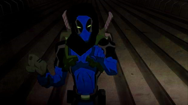 Mike connors DeathReaper clone of Deadpool