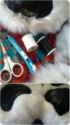 Tutorial: Patching Fur