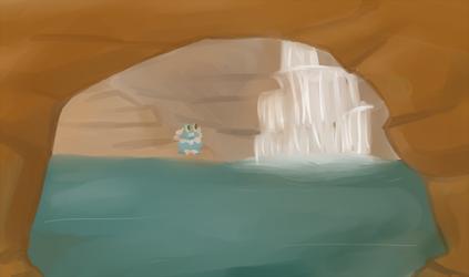 Waterfall Alcove