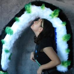 Chimiiri, 6.5' Poseable Monster Tail