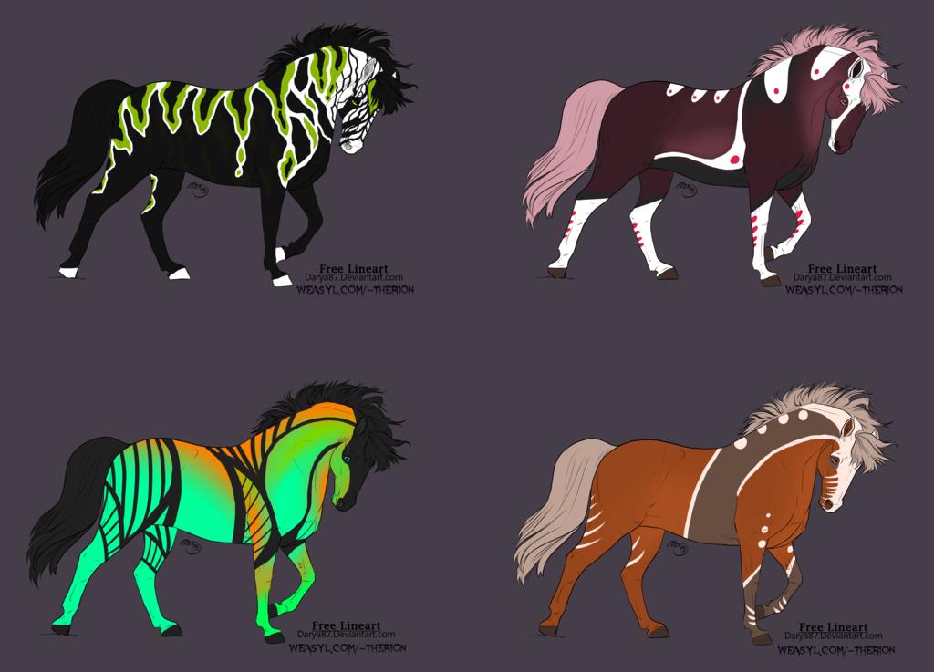 Pony Sides [Sold]