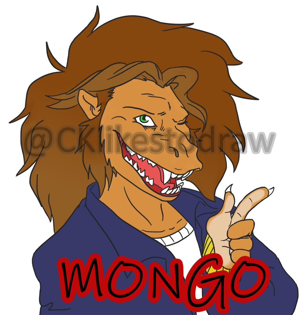 Mango badge