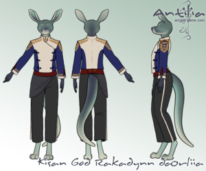 Antilia Concept--Rakadynn's Outfit