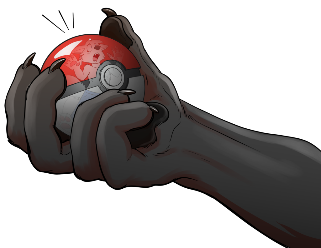 [Gift Art] Gotta Catch Em All, Right?