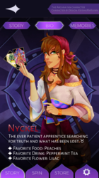 The Arcana OC - Nyckel