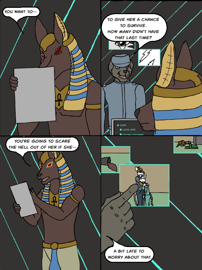 Not What I Was - Page 67