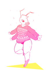your ant girlfriend