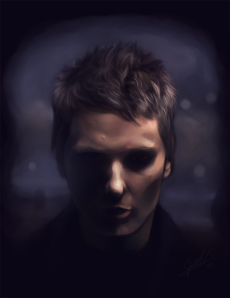 Matthew Bellamy Portrait