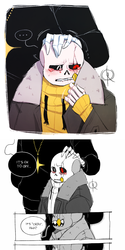 Undertale: Vent RP Comic Thing