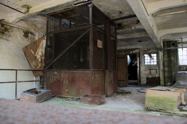 An abandoned factory 5