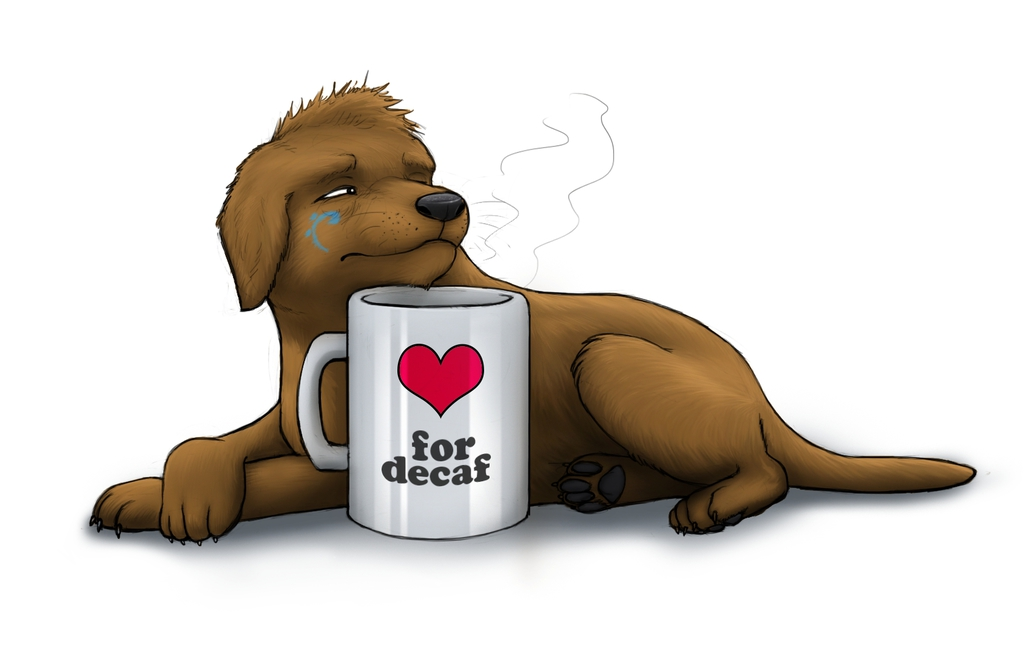'Coffee Puppy'