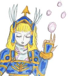 Freyja second alternate outfit