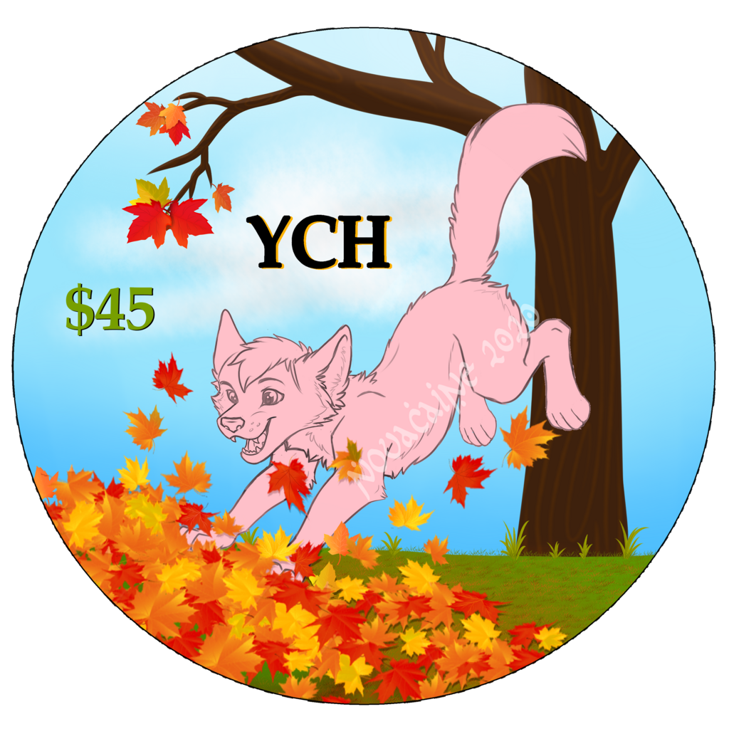 🍂Dive Into Fall -YCH