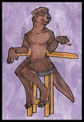 Comish: Spaz Otter