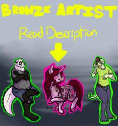 Bronze Artist Example 2 - Info Still Needed