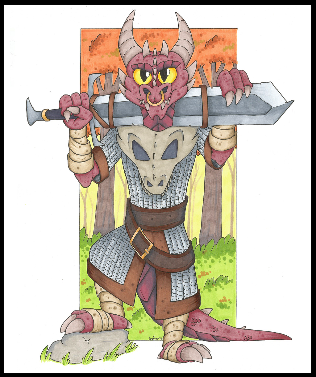 Kobold Fighter