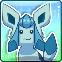 Glaceon icon free to Use