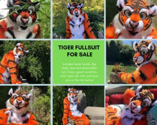 Tiger Fullsuit For Sale
