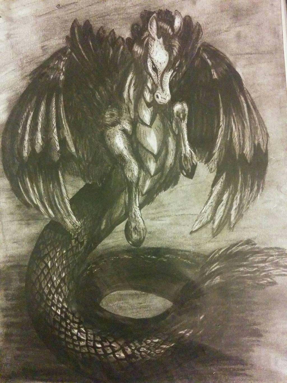 Serpent Pegasus