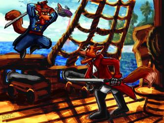 Avast ye Pirate!