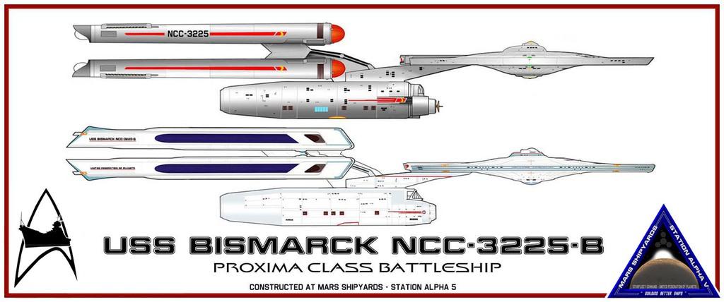 USS BISMARCK NCC-3225-B