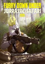 FurDU 2015 cover art
