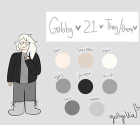 [OC Ref] Gabby