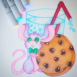 Sweets Animals - Cookie Mouse